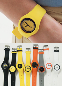 7074 - Colored jelly watch <br> (8 color) <br>