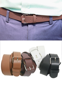 7121 - Simple Basic 4 colors Belt <br> (4 color) <br>