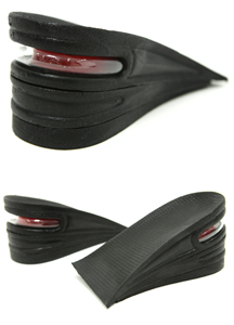 7575 - 6 Three-Stage Height increase Insole <br>