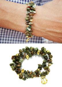 12803 - Beads Rings <br> (3 color) <br>