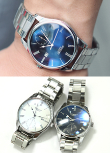 12874 - Planet Metal Watch <br> (2 color) <br>