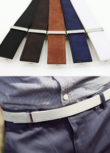 3421 - A204 / 5color Slim cover belt <br> (5 color) <br>