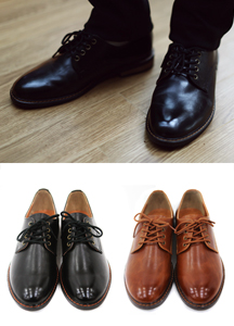 13676 - Classical Leather Shoes <br> (5 mm) <br>