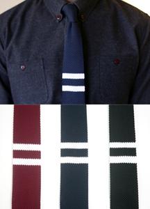 13677 - Simple tie of simple texture <br> (3 color) <br>