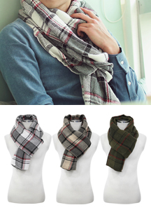 13876 - Nice touch muffler <br> (3 color) <br>