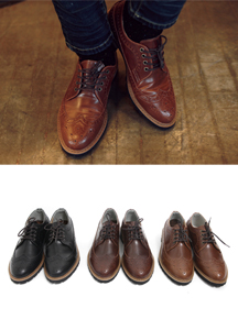 13958 - Days Classic Wingtip Shoes <br> (5 mm) <br>