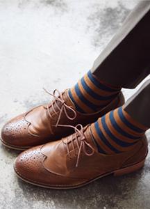 4054 - primium wingtip shoes <br> (5 mm) <br>