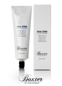 14154 - BAXTER <br> Facial Scrub 120ml