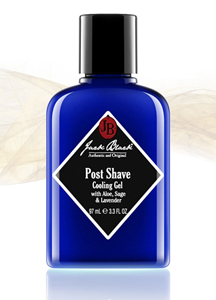 14166 - JACK BLACK <br> Poster Shave Cooling Gel 97ml