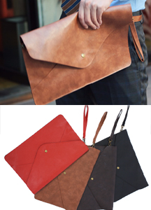 4201 - Square Clutch bag <br>