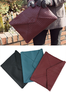 Venetian Clutch bag
