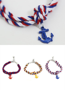 15218 - Color Loop Marine bracelet <br> (3 color) <br>