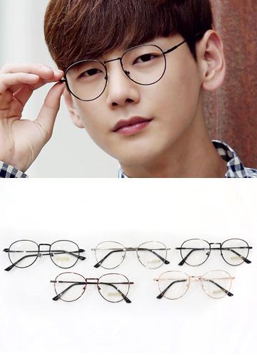15759 - Half Moon Classic Glasses <br>