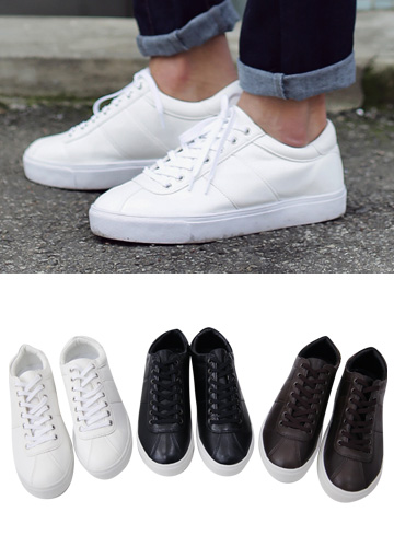 15817 - Sewing Leather Sneakers <br> (5 mm) <br>