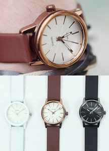 5294 - Homme Leather Watch <br> (3 color) <br>