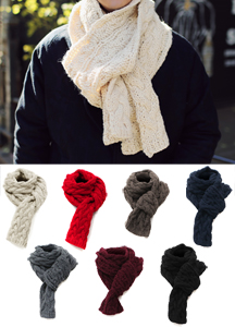 16310 - Twiddle Daily Muffler <br> (7 color) <br>