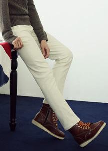 16462 - Unique Corduroy cotton pants <br> (3 size) <br>