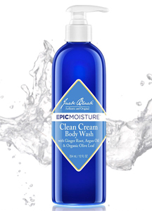 16492 - JACK BLACK <br> Clean Cream Body Wash <br>