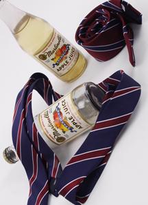 2653 - A132 / simple Slim Tie <br> (2 color) <br>
