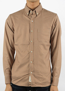 16693 - Check room check shirt <BR> (3 size) <br>