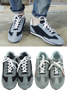 16771 - Heritage color combination Sneakers <br> (10 mm) <br>