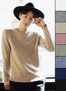 16851 - [HONZE] <br> cracker t-shirts <br> (8 color / 3 size) <br>
