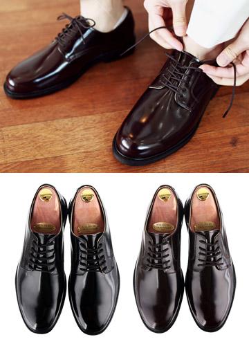 17029 - Plain anamel shoes <br> (5 mm) <br>
