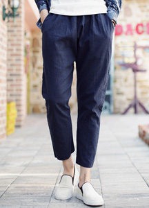 17123 - Linen Washing exhaust pants <br> (1 size) <br>