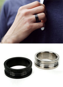 17184 - chic Metal Ring <br> (2 color) <br>