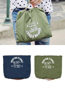17307 - Shark Flap Clutch bag <br>