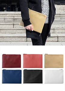17399 - [GFLAT] <br> Mono Clutch <br> (6 colors) <br>
