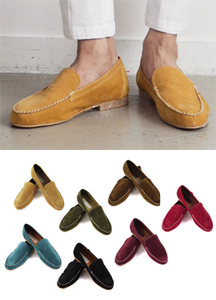 18103 - Suede Dandy Looper Shoes <br> (10 mm) <br>