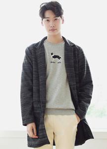 18246 - Soft Long coat Cardigan <br> (4 size) <br>