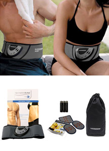 18354 - Abdominal exercise slender tone <br> (1 color) <br>