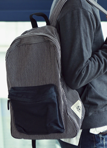 18362 - Kapre Denim BackPack <br>
