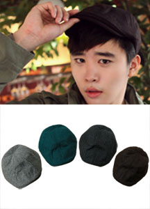 6209 - Wool Hunting cap <br> (4 color) <br>