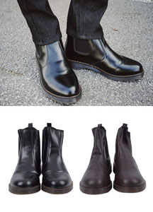 18627 - Chelsea boots in detail <br> (10 mm) <br>