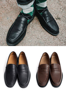 18796 - Bud Penny Loafers Shoes <br> (5 mm) <br>