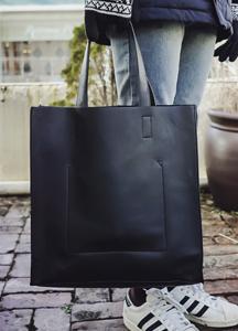 18804 - Rogers Smooth Shoulder Bag <br>