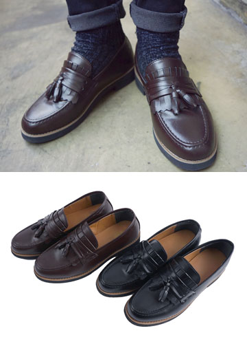 18894 - Caddy Rock Classic Loafers <br> (5 mm) <br>