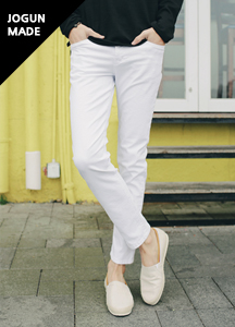 19065 - Venice Washing out pocket cotton pants <br> (4 size) <br>