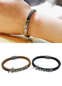 19111 - Amour pendant bracelet <br>