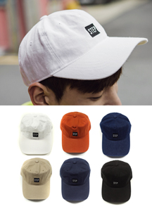 19112 - STEP Patch Ball Cap <br>