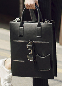 19215 - Vulse square toddler bag <br>