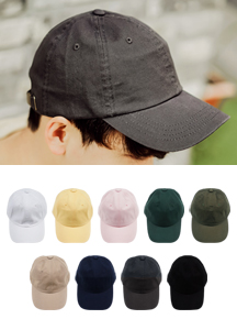 19227 - 9Color Plain Ball Cap <br>