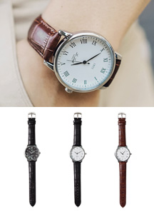 19285 - London Classic Leather Watch <br>