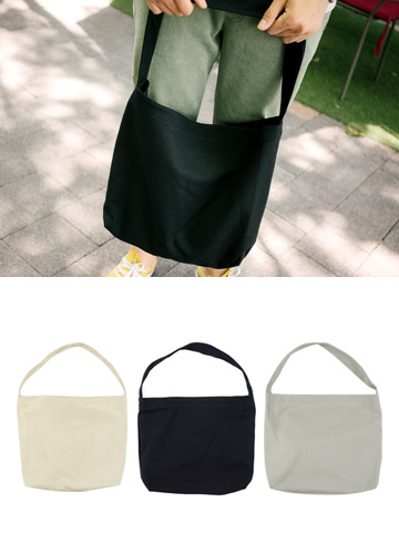 19413 - simple basket cross bag <br>