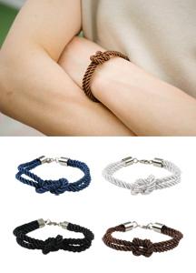 19437 - Cranky rope bracelet <br>