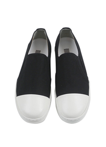 19503 - simple Canber Slip-on Shoes <br> (10 mm) <br>
