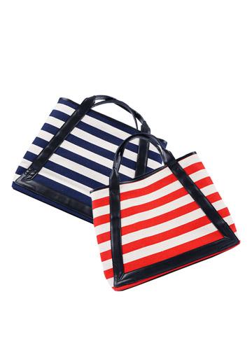 Treble Stripe Toddle Bag